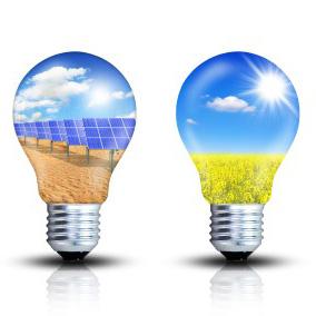 Lâmpadas - Energia Solar - Reconluz - Salvador - Bahia
