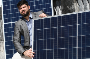 Especialista da Reconluz, Pablo Miranda no Jornal Nacional - Energia Solar em Salvador