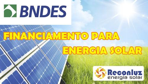 BNDES Energia Solar - Reconluz Salvador Bahia