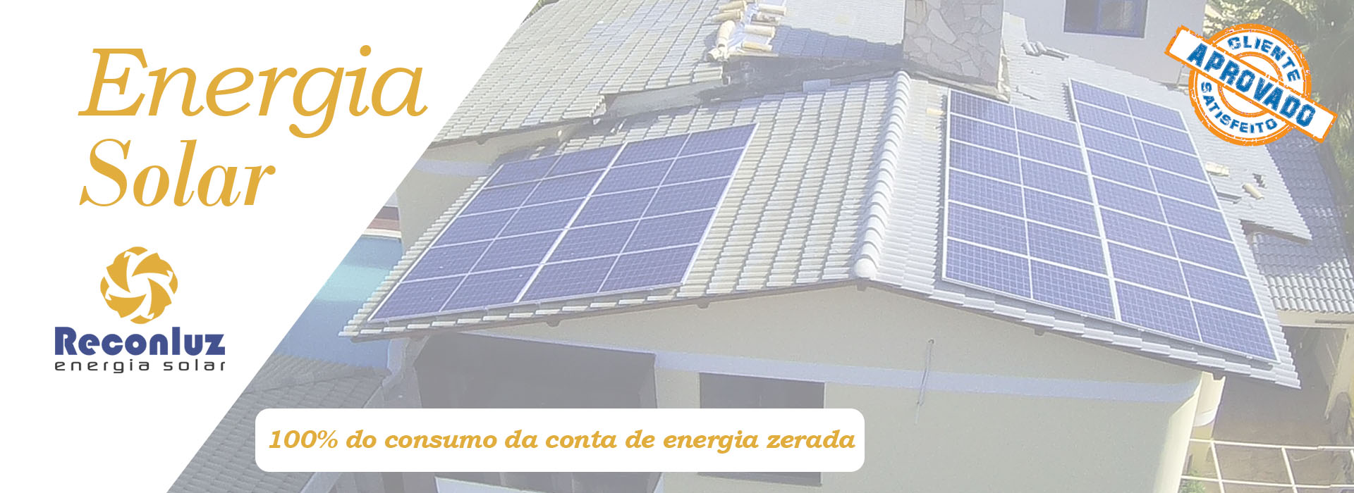 Energia Solar - Reconluz Salvador Bahia