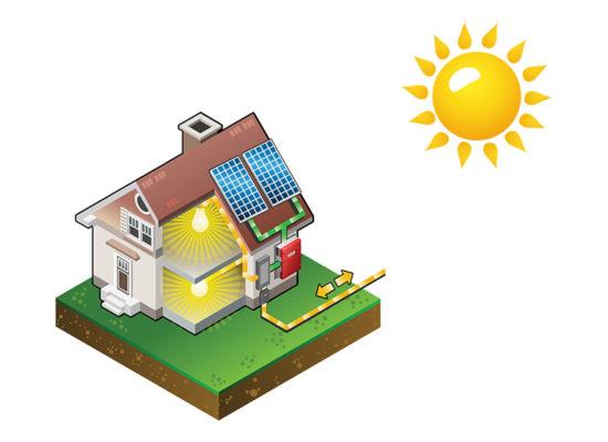 Energia Solar Fotovoltaica - Reconluz Salvador Bahia