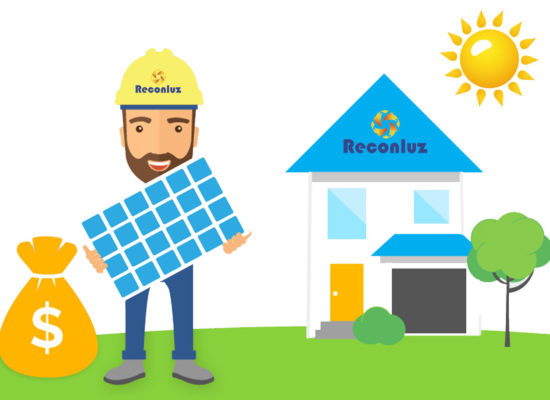 Energia Solar - Por que investir? - Reconluz Salvador Bahia