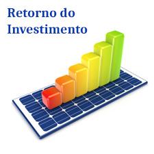 Retorno do Investimento - Reconluz Energia Solar Salvador Bahia